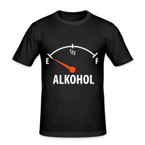 Alkohol - slim fit T-shirt