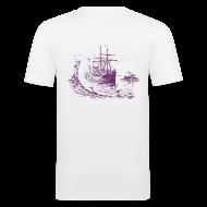 Tee shirts ~ Tee shirt près du corps Homme ~ T-shirt