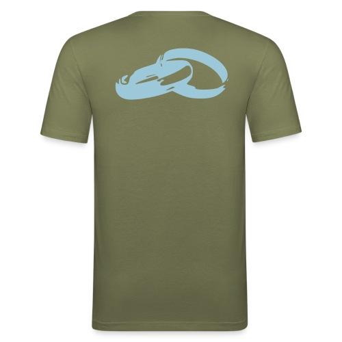 vérité - T-shirt près du corps Homme
