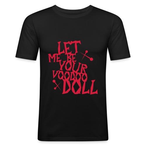 Voodoo Doll - Männer Slim Fit T-Shirt
