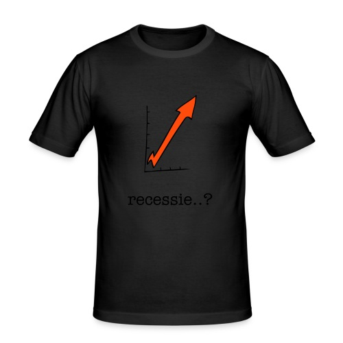 anti-recessie - slim fit T-shirt