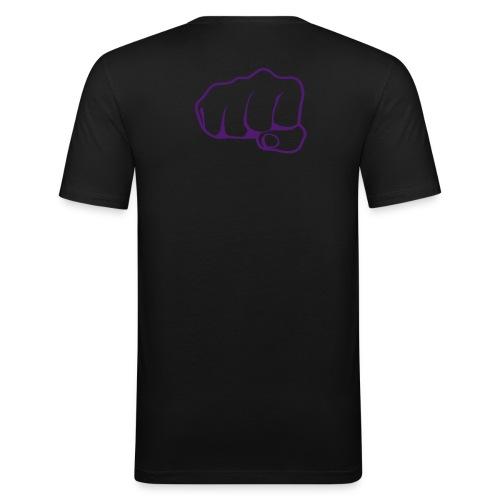 politique - T-shirt près du corps Homme