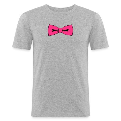 Tee Tie Shirt : Anti-Tie - T-shirt près du corps Homme