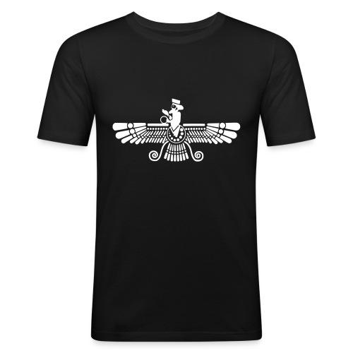 zarathustra - Männer Slim Fit T-Shirt