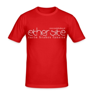Ether's Air Shirt Slim Fit Male - Men's Slim Fit T-Shirt
