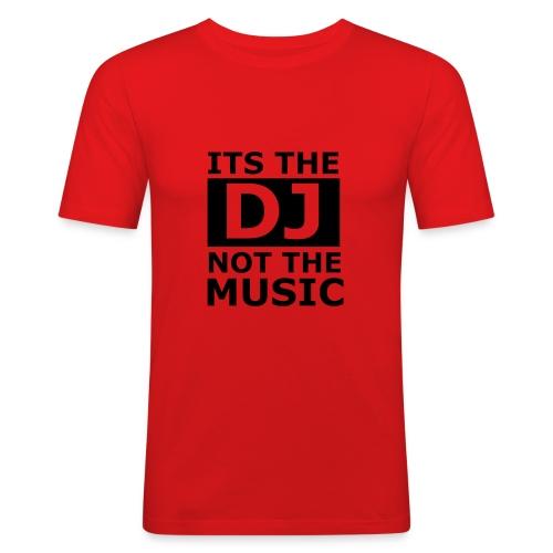 DJ Tussi - Männer Slim Fit T-Shirt