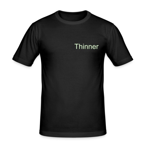 Thinner - Slim Fit T-shirt herr