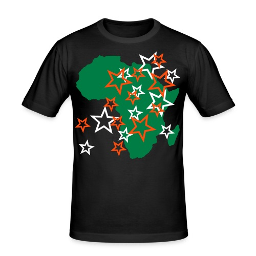 South Africa. - Men's Slim Fit T-Shirt