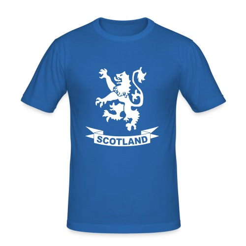 Slim Fit Scotland Top - Men's Slim Fit T-Shirt