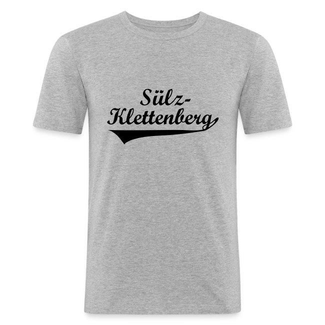 Sülz-Klettenberg Shirt Farbwahl (schwarzer Druck)