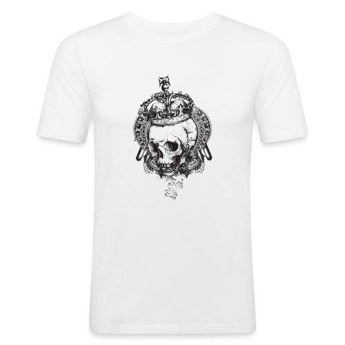 SKULL - Men's Slim Fit T-Shirt