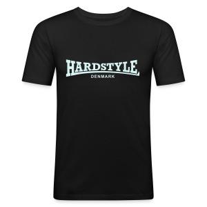Hardstyle Denmark - Reflex - Men's Slim Fit T-Shirt