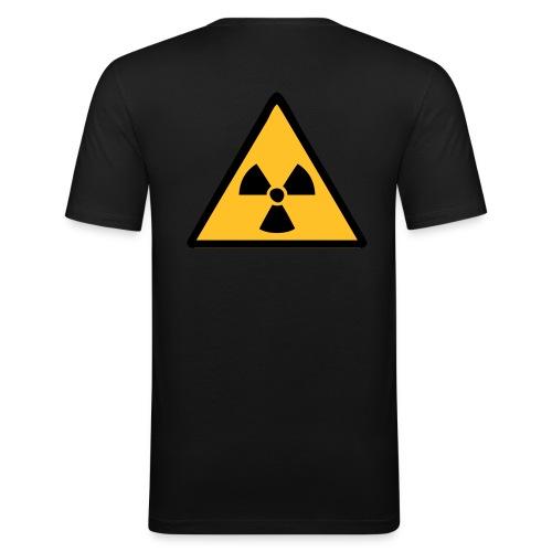 Tämä tuote on tarkoitettu JVK:n tuotantoryhmälle - Miesten tyköistuva t-paita