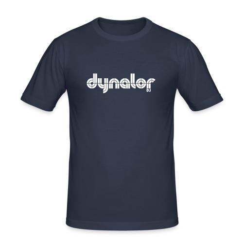 DJ Dynalor - Männer Slim Fit T-Shirt