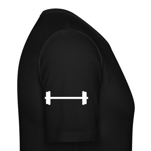 äijä - Miesten tyköistuva t-paita