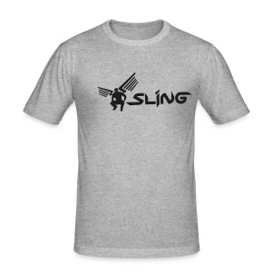 sling sexy muscle shirt - Männer Slim Fit T-Shirt