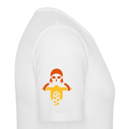 Le tour de Hinna - Slim Fit T-skjorte for menn