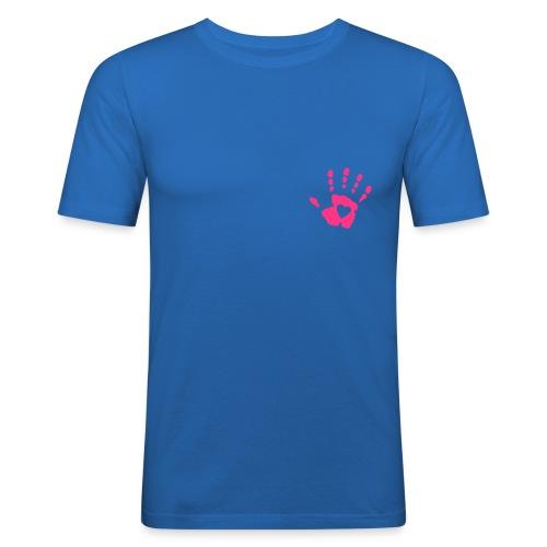 cleni - T-shirt près du corps Homme