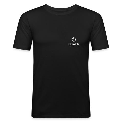Power Tee - Men's Slim Fit T-Shirt