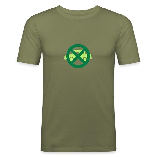 Green warrior - Slim Fit T-skjorte for menn