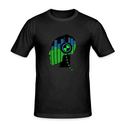 I-Music - T-shirt près du corps Homme