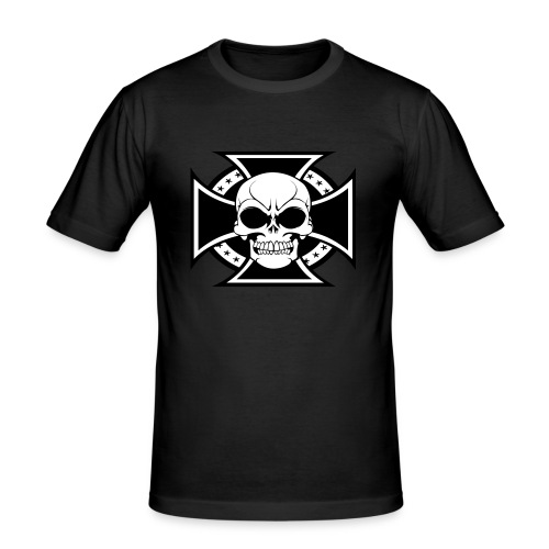 death to all but metal - Men's Slim Fit T-Shirt