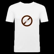 T-Shirts ~ Men's Slim Fit T-Shirt ~ B.I.g KAROSHI TShirt