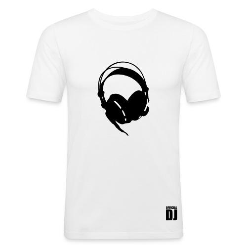 DressingDesign Tshirt SlimUcut - T-shirt près du corps Homme