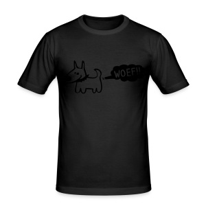 Woef - slim fit T-shirt