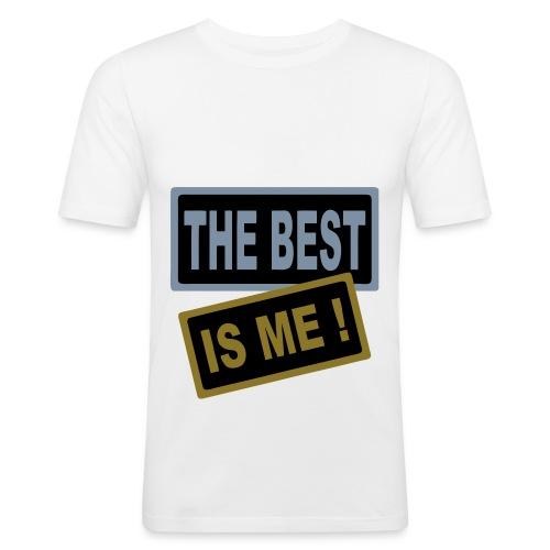 THE BEST IT'S YOU - T-shirt près du corps Homme