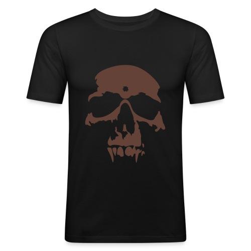 Döskalle - Slim Fit T-shirt herr
