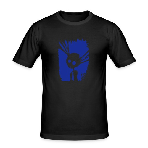 alien - T-shirt près du corps Homme