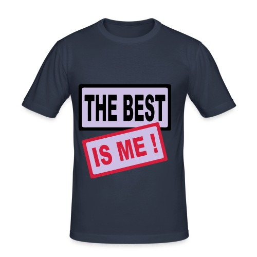The Best shirt - slim fit T-shirt