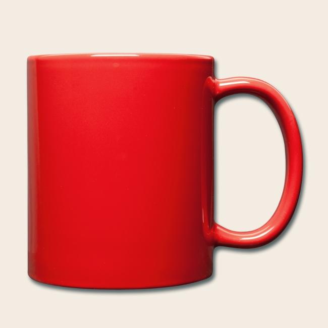 Mops hat mich abgerichtet Tasse