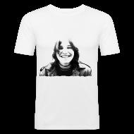 T-Shirts ~ Männer Slim Fit T-Shirt ~ Chucky