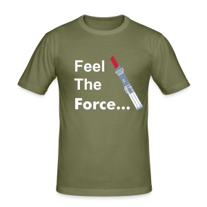 Star Wars (2) Tee Khaki - Men's Slim Fit T-Shirt