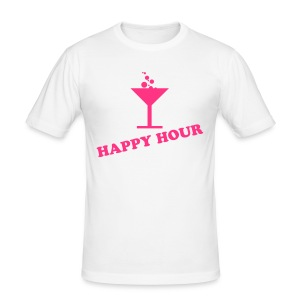 HAPPY HOUR 2 - Tee shirt près du corps Homme