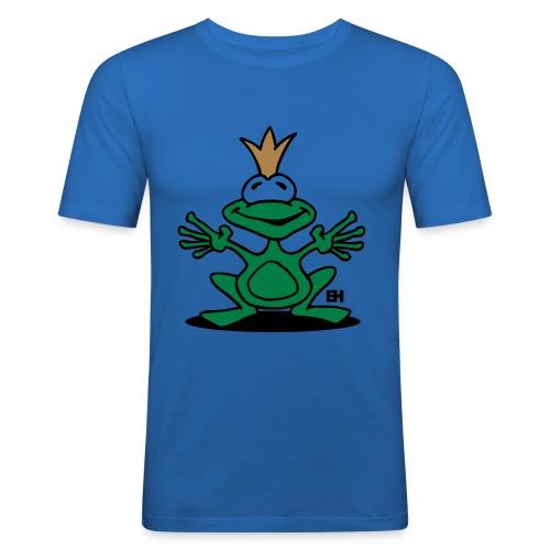 Froschkönig - Männer Slim Fit T-Shirt
