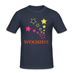 Woosh!!! - Men's Slim Fit T-Shirt