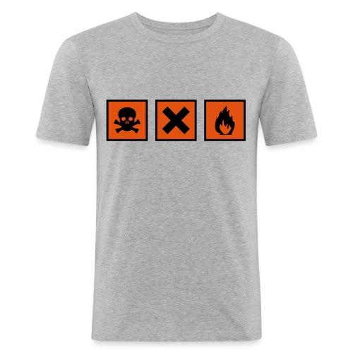 Químico - Camiseta ajustada hombre
