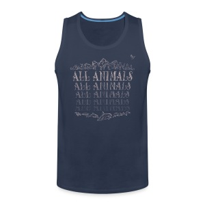 All Animals - Débardeur Premium Homme