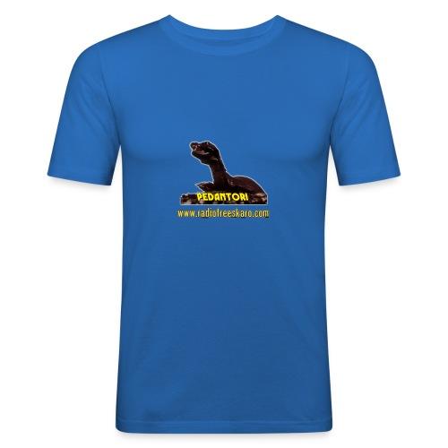 Pedantor! (Slim T-Shirt) - Men's Slim Fit T-Shirt