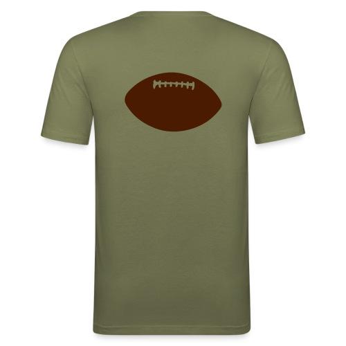 RUGBY 4 - T-shirt près du corps Homme