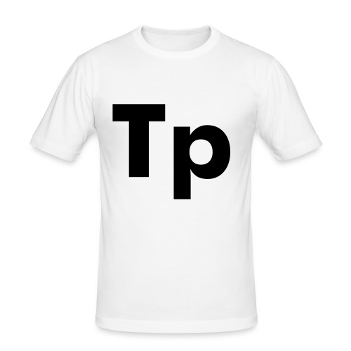 #1 Tp - Men's Slim Fit T-Shirt