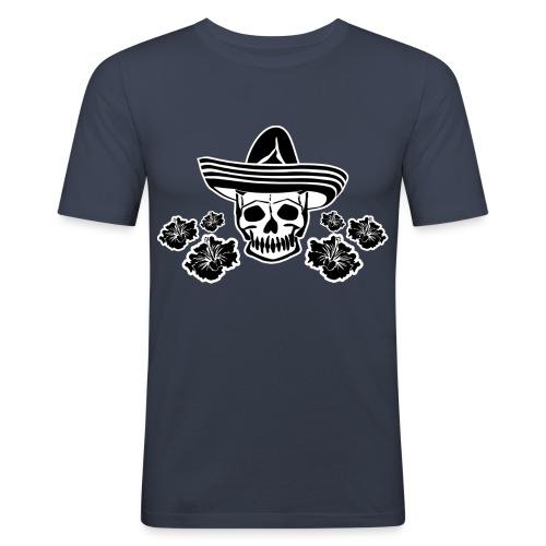 ¡Viva la muerte - Männer Slim Fit T-Shirt