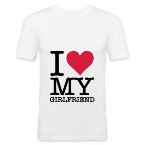 I(L)MY girlfriend - slim fit T-shirt