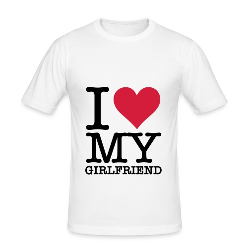 I(L)MY girlfriend - slim fit T-shirt