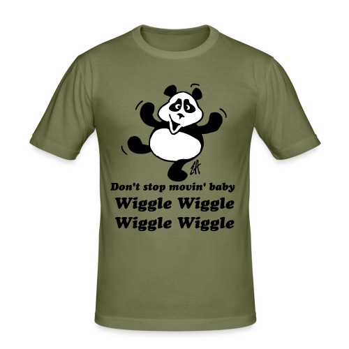 Wiggle Wiggle! - slim fit T-shirt