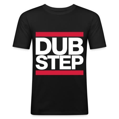 Men's Dubstep Slim Fit T-shirt - Men's Slim Fit T-Shirt