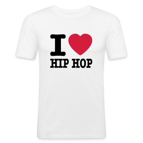 hip hop - T-shirt près du corps Homme